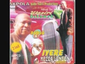 Waziri Oshomah - Era Iyo Joe Aghedo
